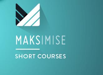 MAKSimise short courses