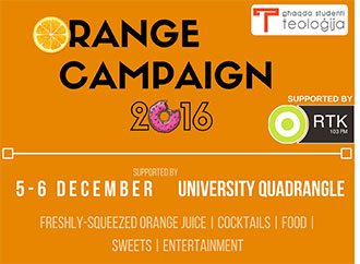 Orange Campaign