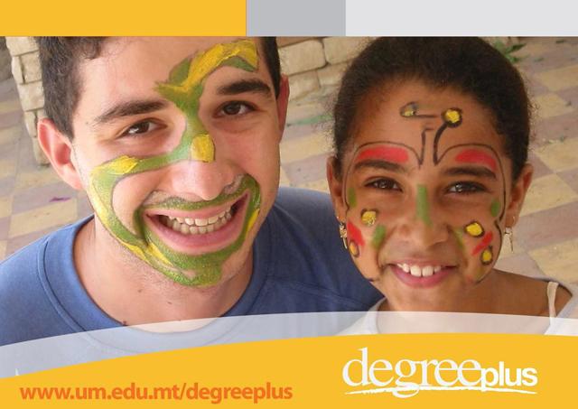 Degree Plus Summer 2008