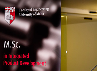 M.Sc. in Integrated Product Development