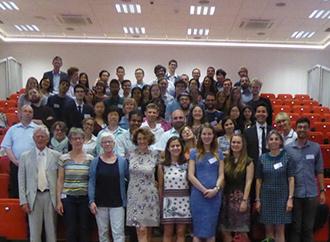 Group photo - Graduation Ceremony of the Erasmus Mundus LCT Master Programme