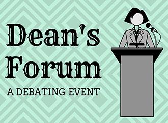 Dean's Forum
