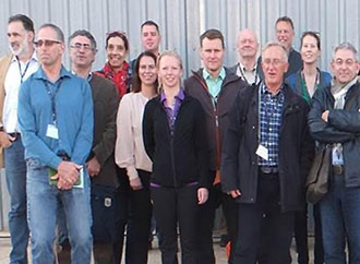 Conference group photo