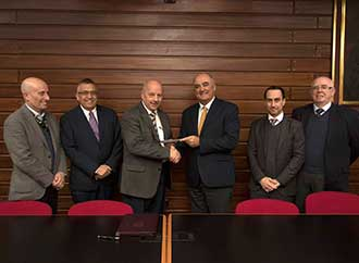 Signing of Agreement between AX Holdings and UM