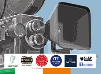 Irish Film Festival poster