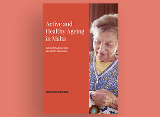 active and healthy ageing book cover