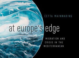 Book cover - Europe's edge