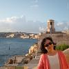 Malta in the Background