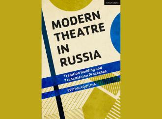 Russia Theatre book