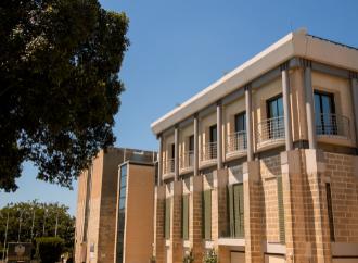 rectorate building