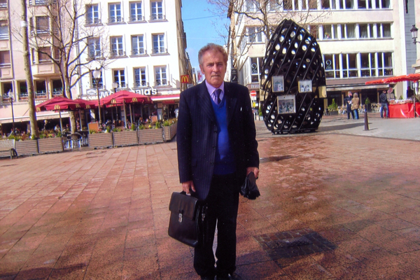 Visit to Luxembourg by Prof. Laurent Seychell
