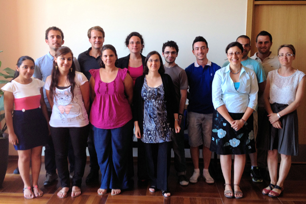 Success at the Fifth Summer School in Geographic Information Systems at the University of Malta