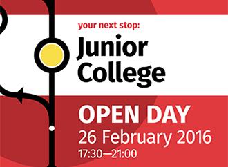 JC Open Day