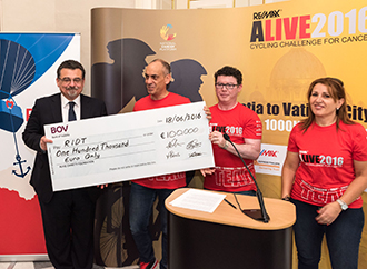 ALIVE Cycling Challenge
