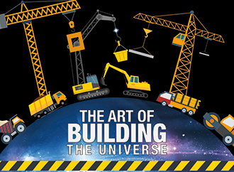 Building the universe
