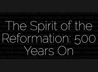 The Spirit of the Reformation: 500 Years On