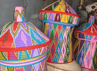 Items from Ethiopia