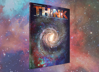 THINK 30th issue cover