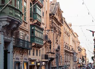 Republic Street, Valletta - Malta