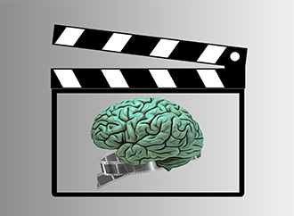 Human Brain on Film