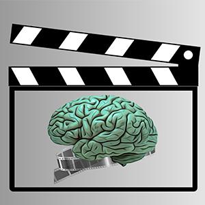 Human Brain on Film