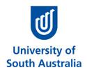 South Australia University logo