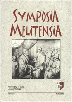 Symposia Melitenia