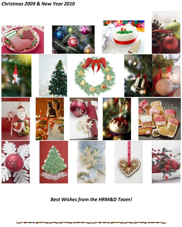 Christmas - HRMD
