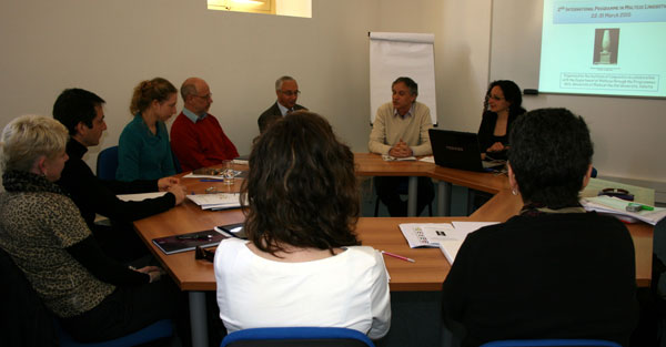 Maltese Linguistics, 22-31 March 2010