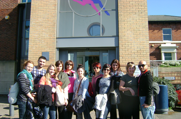 Dance Studies students visit Leeds