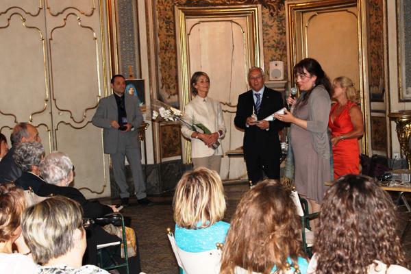 Premio Santi Correnti' for Prof. Joseph Brincat