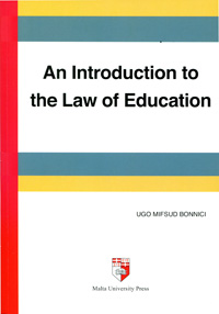 An Introduction to the Law of Education