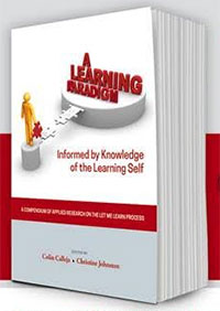 A Learning Paradigm informed by knowledge of the Learning Self