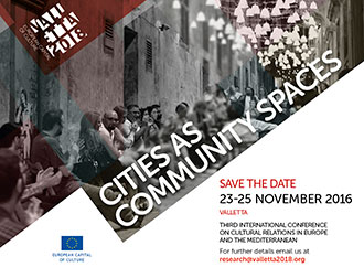 Cities as community spaces