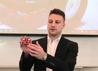 University of Malta Graduate turns Outstanding Project into Business Venture