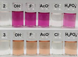 Colourful Molecular Sensors