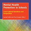 Book cover - Mental health in schools