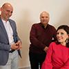 Joe Galea, Trevor Zahra, Corazon Mizzi