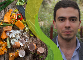 Dr Jonathan Spiteri Food Waste