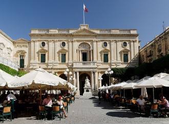 malta national library