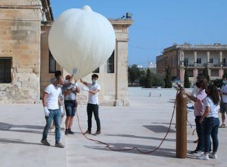 spacial balloon