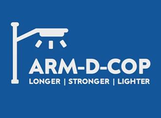 ARM-D-COP LONGER | STRONGER | LIGHTER