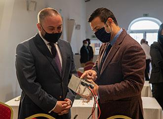 Minister Bonnici, Dr Pullicino Orlando and Dr Camilleri