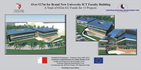 Brand New University ICT Faculty Building