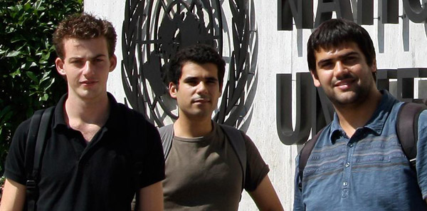 Maltese University Students Conduct Research at CERN