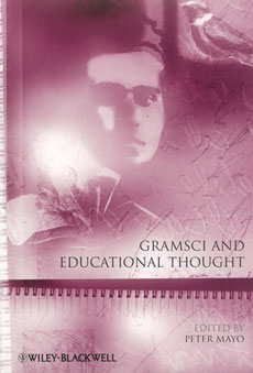 New Book on Gramsci by Peter Mayo