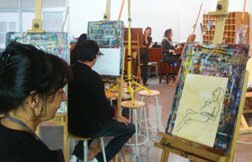 Art and Painting Course at JC