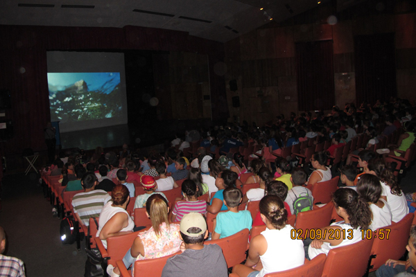 Public Screening of Documentary
