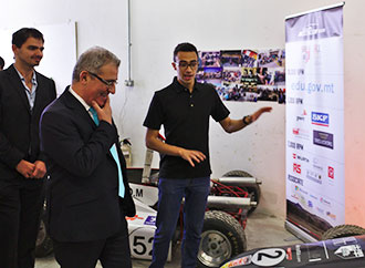 University Racing Team funded once more by the Ministry for Education and Employment