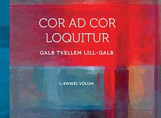 Cor ad cor book cover